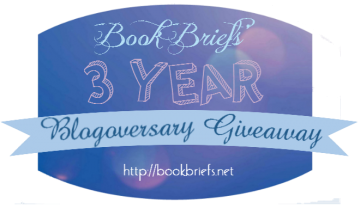{Giveaway} My Three Year Blogoversary!