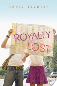 {Review+Giveaway} Royally Lost by Angie Stanton