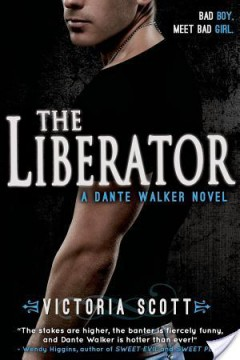 {ARC Review+Giveaway} The Liberator by Victoria Scott