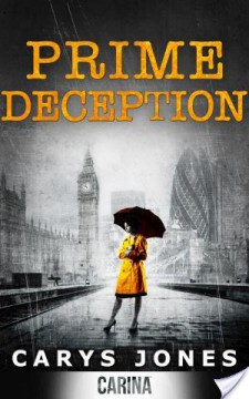 {Author Top 10+Giveaway} Prime Deception by Carys Jones