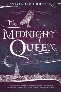 {ARC Review} The Midnight Queen by by Sylvia Izzo Hunter