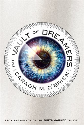 {ARC Review+Giveaway} The #VaultofDreamers by @CaraghMOBrien