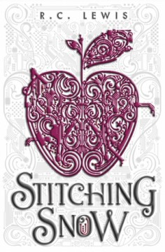 {ARC Review} Stitching Snow by @RC_Lewis @DisneyHyperion