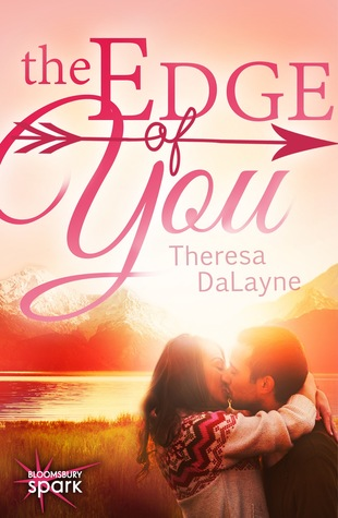 {Review+Giveaway} The Edge of You by @TheresaDaLayne