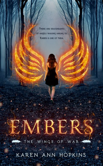 {ARC Review+Giveaway} Embers by @KarenAnnHopkins