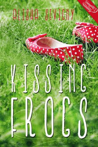 {ARC Review+Giveaway} Kissing Frogs by Alisha Sevigny @alisha7e @swoonromance