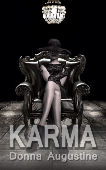 {Review+Giveaway} Karma by @DonnAugustine