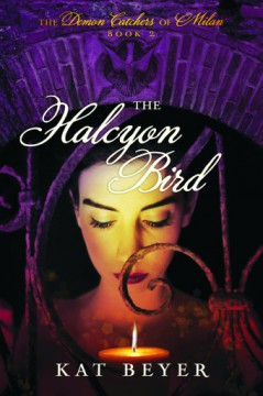 {Guest Post+Giveaway} THE HALCYON BIRD by Kat Beyer @KatBeyerwrites