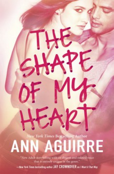 {Excerpt+Giveaway} The Shape of My Heart by @MsAnnAguirre @InkSlingerPR