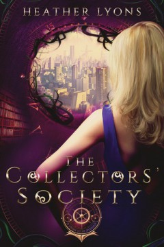 {Review} The Collectors' Society by Heather Lyons @hymheather