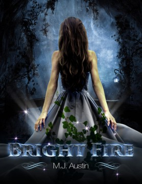 { #Review } Bright Fire by MJ Austin @mjaustinbooks