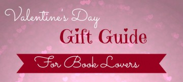 {Gift Guide} Valentine's Day Gifts for the Book Lovers in your Life