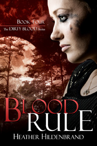 {Review+Giveaway} Blood Rule by Heather Hildenbrand @HeatherHildenbr