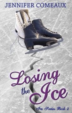 {Review+Giveaway} Losing the Ice by Jennifer Comeaux @LadyWave4