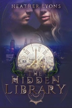 {Review+Giveaway}The Hidden Library by Heather Lyons @hymheather @InkSlingerPR
