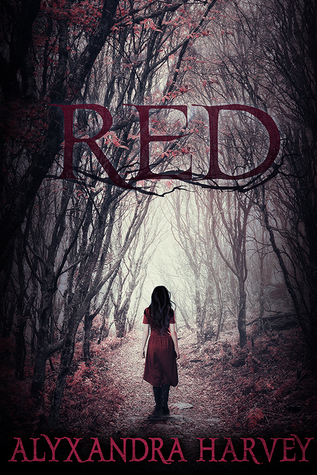 {ARC Review+ Giveaway} Red by Alyxandra Harvey @entangledteen @alyxandrah