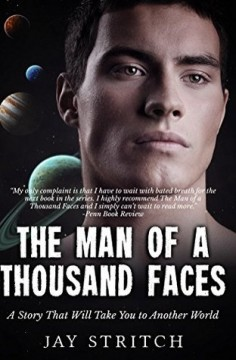 {Guest Post+Giveaway} The Man of a Thousand Faces by Jay Stritch