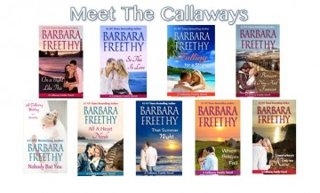 Blogger Opportunity- Meet The Callaways by Barbara Freethy