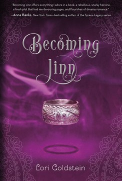 {ARC Review} Becoming Jinn by @LoriAGoldstein @FeiwelFriends
