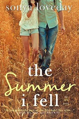 {Review+Giveaway} The Summer I Fell by @SonyaLoveday