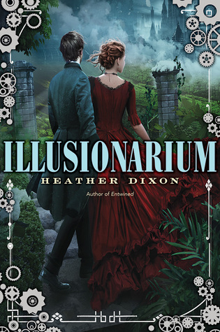 {Review+Giveaway} Illusionarium by Heather Dixon @GreenwillowBook