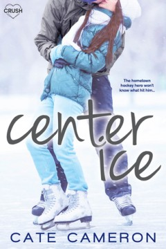 {Review+Giveaway} Center Ice by Cate Cameron @CCameron_author @crushcraveep