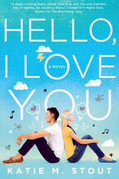 {Review+Top 10+Giveaway} Hello, I love You by @KatieMStout @GriffinTeen