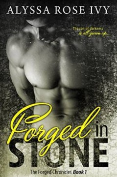 {Review} Forged in Stone by Alyssa Rose Ivy @alyssaroseivy