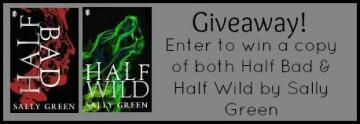 {Author Video+Giveaway} Good Bad or Half Bad with @Sa11eGreen @BigShotTweet @penguinplatform