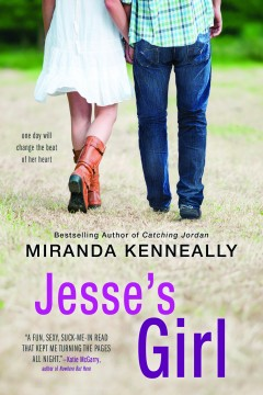 {Release Day Review+Giveaway} Jesse's Girl by @MirandaKennealy @SourcebooksFire