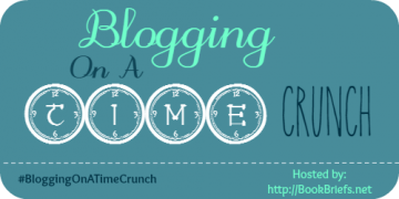 {Discussion} #BloggingOnATimeCrunch : Introduction