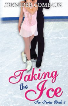 {Review+Giveaway} Taking the Ice by Jennifer Comeaux @LadyWave4