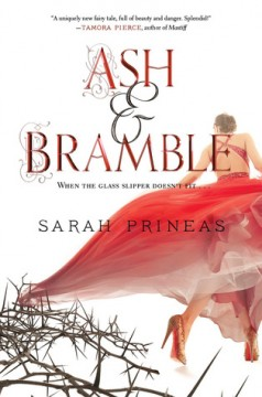 {Review} Ash & Bramble by Sarah Prineas @sprineas @harperteen