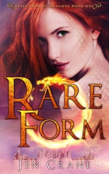 {Review+Giveaway} Rare Form by Jen Crane @JenCraneBooks