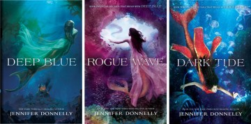 {Excerpt+Series Giveaway} #DarkTide & The Waterfire Saga by Jennifer Donnelly