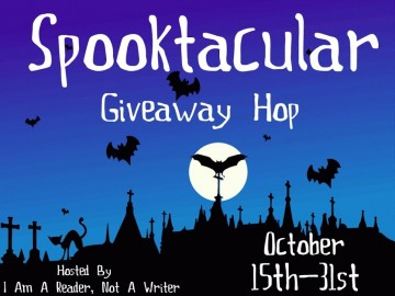 {Giveaway} Spooktacular Giveaway Hop