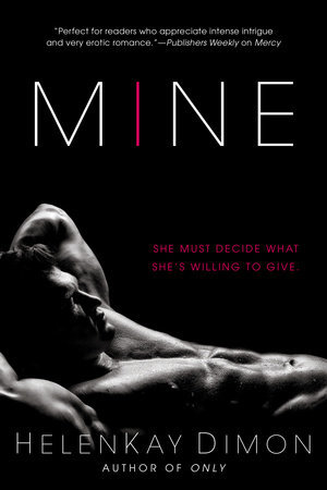 Mine by HelenKay Dimon