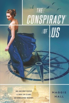 {Review} The Conspiracy of Us by Maggie Hall @PenguinTeen @MaggieEHall