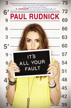 {ARC Review+Giveaway} It's All Your Fault by Paul Rudnick
