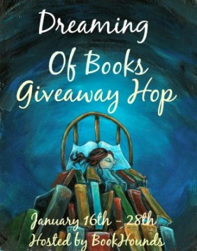 {Giveaway} Dreaming of Books #Giveaway Hop