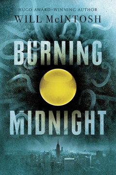 {Release Day Review} Burning Midnight by @WillMcIntoshSF #randomhousereads
