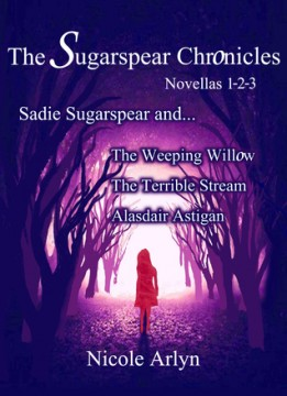{Guest Post+Giveaway} The Sugarspear Chronicles by @NicoleArlyn