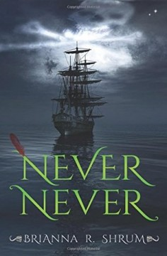 {Review} Never Never by Brianna Shrum