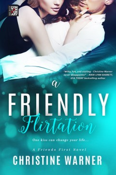 {Review} A Friendly Flirtation by Christine Warner @ChristinesWords @EntangledPub