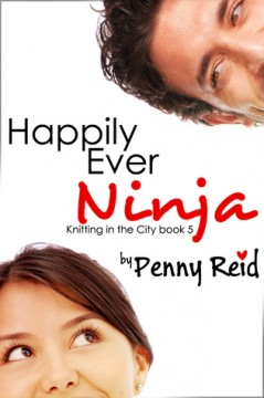 {Review+Giveaway} Happily Ever Ninja by Penny Reid @indiesagepromo @reidromance