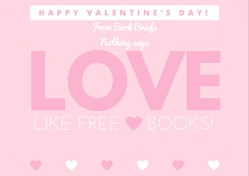 {Giveaway} Will You be my Valentine? (and #win a box of books!)