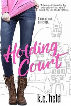 {Review+Giveaway} Holding Court by @KCHeld @EntangledTeen