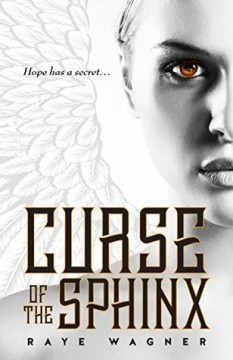 {Review+Giveaway} Curse of the Sphinx by @RayeWagner