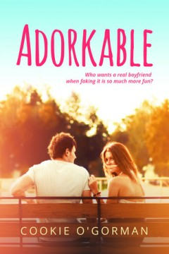 {Release Day Review+Giveaway} Adorkable by Cookie O'Gorman @cookieowrites