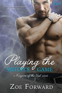 {Review+Giveaway} Playing the Witch's Game by Zoe Forward @entangledpub @AuthorZForward
